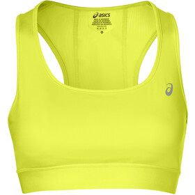 asics Bra Optimism Pack Dames, sour yuzu